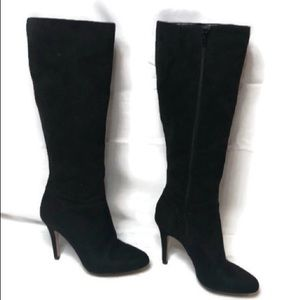 INC International Taisa suede boots. Size 7.